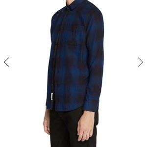 Rag & Bone plaid button down